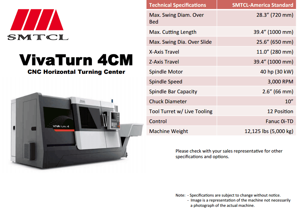 Coventry Industries New CNC Lathe! - Coventry Industries